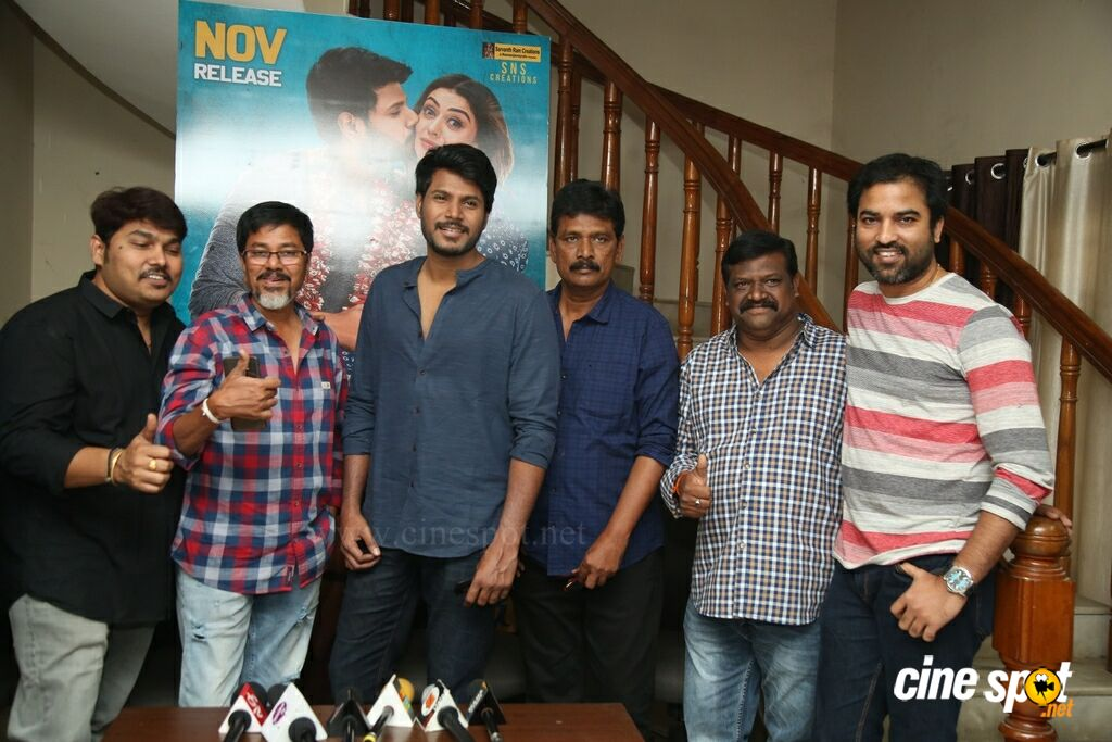 Tenali Ramakrishna BA BL Movie Success Meet (28)