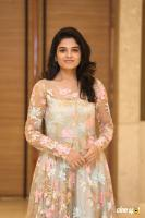 Harshitha Chowdary at Tholu Bommalata Pre Release Event (22)