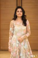 Harshitha Chowdary at Tholu Bommalata Pre Release Event (23)