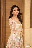 Harshitha Chowdary at Tholu Bommalata Pre Release Event (4)