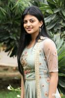 Anandhi at Irandam Ulagaporin Kadaisi Gundu Audio Launch (1)