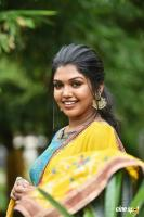 Riythvika at Irandam Ulagaporin Kadaisi Gundu Audio Launch (2)
