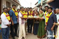 Mookuthi Amman Movie Pooja Photos