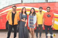 Venky Mama Pre Release Khammam Tour Flag Off Event Photos