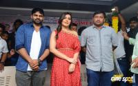 Pratiroju Pandaga Movie Team At Vijayawada Photos