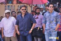 Venky Mama Movie Working Stills