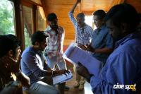 Thambi Movie Working Stills