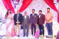 Syed Javed Ali Wedding Reception Photos
