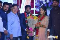 Praveen Kumar Yadav & Mahitha Shree Wedding Reception Photos