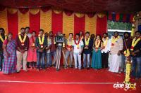 Aalambana Movie Shooting Started Photos