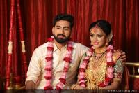 Actress Mahalakshmi Marriage Photos