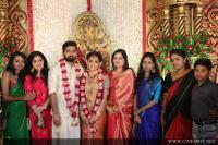 Actress Mahalakshmi Wedding Stills (32)