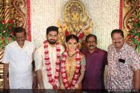 Actress Mahalakshmi Wedding Stills (33)