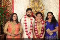 Actress Mahalakshmi Wedding Stills (35)