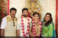 Actress Mahalakshmi Wedding Stills (36)