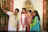Actress Mahalakshmi Wedding Stills (37)