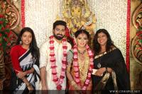 Actress Mahalakshmi Wedding Stills (39)
