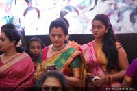 Actress Mahalakshmi Wedding Stills (4)