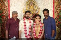 Actress Mahalakshmi Wedding Stills (40)