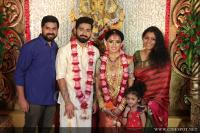 Actress Mahalakshmi Wedding Stills (42)