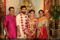 Actress Mahalakshmi Wedding Stills (52)