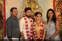Actress Mahalakshmi Wedding Stills (53)