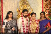 Actress Mahalakshmi Wedding Stills (54)