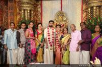 Actress Mahalakshmi Wedding Stills (58)