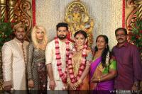 Actress Mahalakshmi Wedding Stills (59)