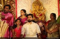 Actress Mahalakshmi Wedding Stills (6)