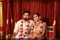 Actress Mahalakshmi Wedding Stills (62)