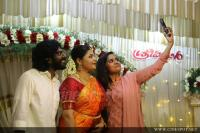 Sneha Sreekumar Marriage Reception Photos