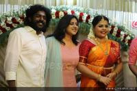 Sneha Sreekumar Marriage Reception (4)