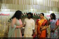 Sneha Sreekumar Marriage Reception (5)