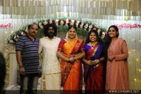 Sneha Sreekumar Marriage Reception (7)