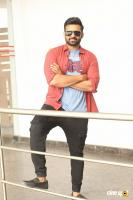 Prati Roju Pandage Actor Sai Dharam Tej Interview Stills (16)