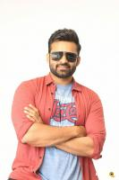 Prati Roju Pandage Actor Sai Dharam Tej Interview Stills (17)