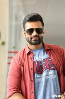 Prati Roju Pandage Actor Sai Dharam Tej Interview Stills (21)