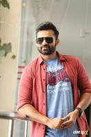 Prati Roju Pandage Actor Sai Dharam Tej Interview Stills (22)