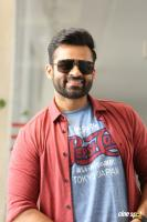 Prati Roju Pandage Actor Sai Dharam Tej Interview Stills (23)