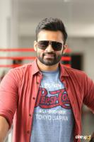 Prati Roju Pandage Actor Sai Dharam Tej Interview Stills (26)