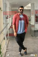 Prati Roju Pandage Actor Sai Dharam Tej Interview Stills (31)