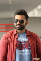 Prati Roju Pandage Actor Sai Dharam Tej Interview Stills (32)