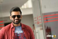 Prati Roju Pandage Actor Sai Dharam Tej Interview Stills (33)
