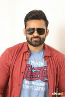 Prati Roju Pandage Actor Sai Dharam Tej Interview Stills (5)