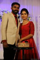 Actress Darshana Das Marriage Reception (18)
