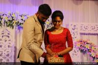 Actress Darshana Das Marriage Reception (19)
