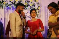 Actress Darshana Das Marriage Reception (20)