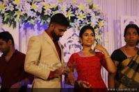 Actress Darshana Das Marriage Reception (21)