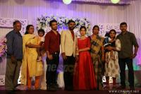 Actress Darshana Das Marriage Reception (22)
